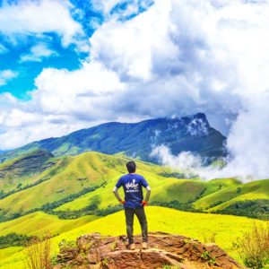 kudremukh trek from bangalore